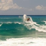 Yokohama Bay – Ride the waves of Oahu without the crowd