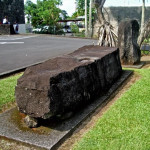 Naha Stone – A massive lava rock connected with the history and myths of Hawaii