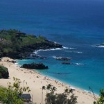Waimea Bay – One of Hawaii's first big wave surfing beaches