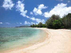 Anini Beach - Hawaii