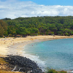 Hulopoe Beach Park – One of Lanai's Best Beaches