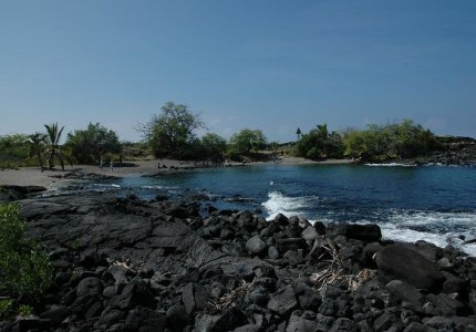 Alula Beach, Big Island, Hawaii