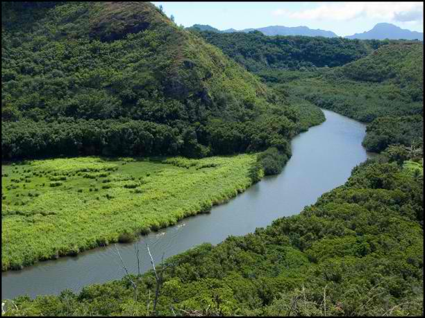 Wailua River – The Only Navigable River in Hawaii – Only In Hawaii