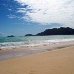 Bellows Field Beach Park – A Beautiful White Sand Beach in Oahu, Hawaii