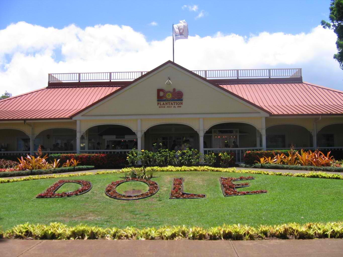 Dole Plantation - One of the Most Popular Attractions in ...