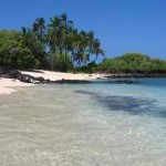 Kekaha Kai Beach Park – A Series of Beautiful White Sand Beaches in Kailua-Kona, Hawaii