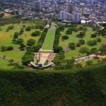 Punchbowl Crater, Honolulu – Home to the National Memorial Cemetery of the Pacific
