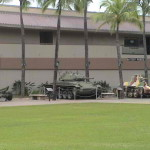 Fort DeRussy – An Old Military Installation with Museum and Park in Honolulu, Hawaii
