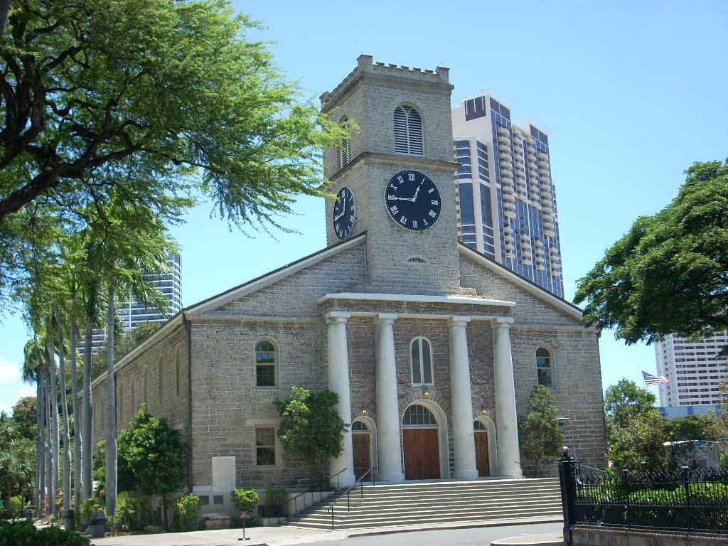 Kawaiaha'o Church - The Westminster Abbey of Hawaii