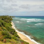 Diamond Head Beach Park – A Beautiful Spot at the Base of Diamond Head Crater