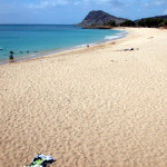 Nanakuli Beach Park – A 40-Acre Park at the West Coast of Oahu, Hawaii