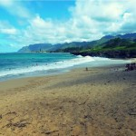 Laie Beach Park – Great Spot for Body Surfing in Oahu, Hawaii