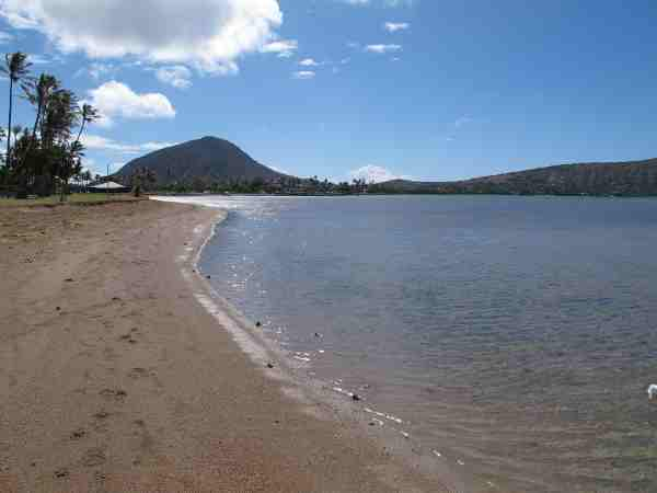 Paiko Lagoon and Kuli'ou'ou Beach Park - Oahu, Hawaii